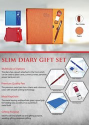 Slim Diary Gift Set