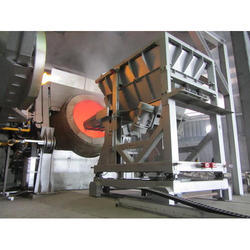 Rotary Aluminum Melting Furnaces