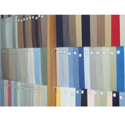 Cotton/linen Plain Corporate Uniform Fabric