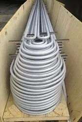 Stainless Steel 304L Welded U Tubes