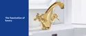 BASIN MIXER AMBA KLUDI GERMANY