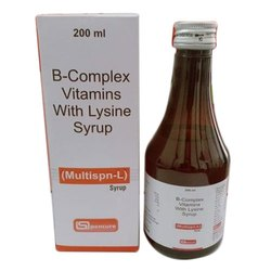 Multispn-L Syrup, Packaging Size: 200 Ml