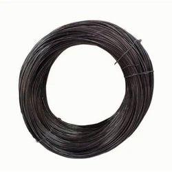 Black 20 Gauge MS Binding Lanter Wire