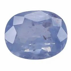 Stunning Eye Clean Oval - Cut Natural Ceylon Blue Sapphire