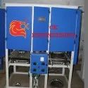 Chila Dish Double Die Making Machine