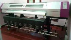 Eco Solvent Graphics Sticker Printing Machine