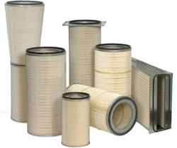 Dust Collector Plated Filter Cartridge