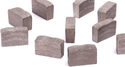 Diamond Granite Cutting Segments For 2 Meter