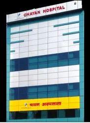 Multi-Specialty A.C, Non A.C Hospital