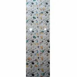 Multicolor Ceramic Glossy Floor Tile, Thickness: 0.17 mm