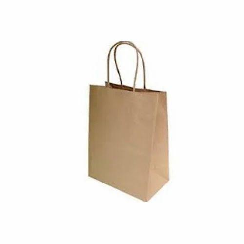 Shopping Craft Paper Bag