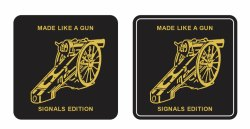 Stickers Custom Gel