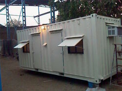 Prefab Steel Bunk House