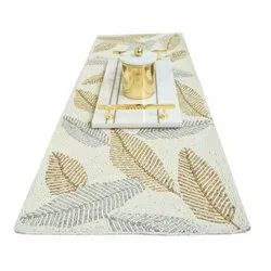 INDIAN EMBROIDED TABLE RUNNERS