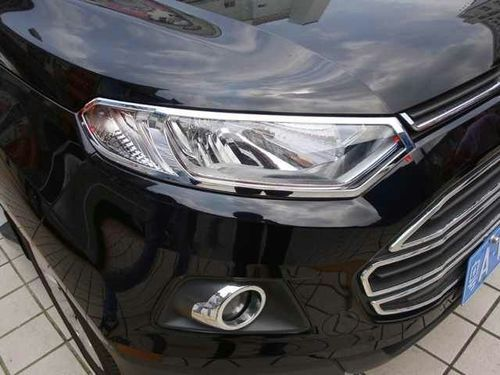 Ford Ecosport Headlight Chrome Cover At Rs 1200 Pair Headlight