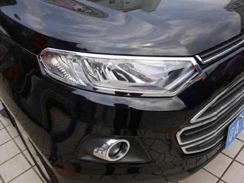 Ford Ecosport Headlight Chrome Cover