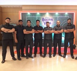 18-40 Age Bouncer Security Guards Services, No Of Persons Required: Unlimited
