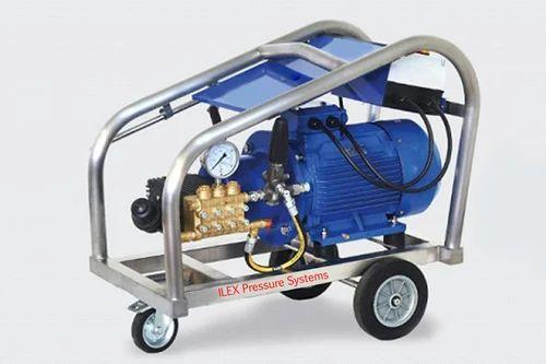 High Pressure Water Jet Cleaning Machine, Pani Ke Jet Ko Saaf Karne ...
