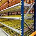 Mild Steel Material Storage System