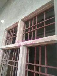 Rectangular Natural Sand Stone Door Frame