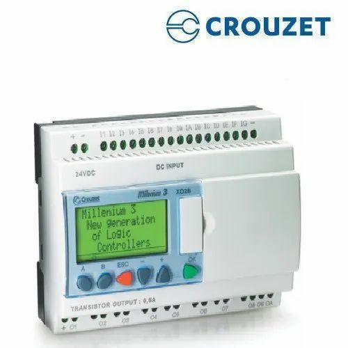Crouzet Millenium 3 XD 26 Programmable Logic Controller