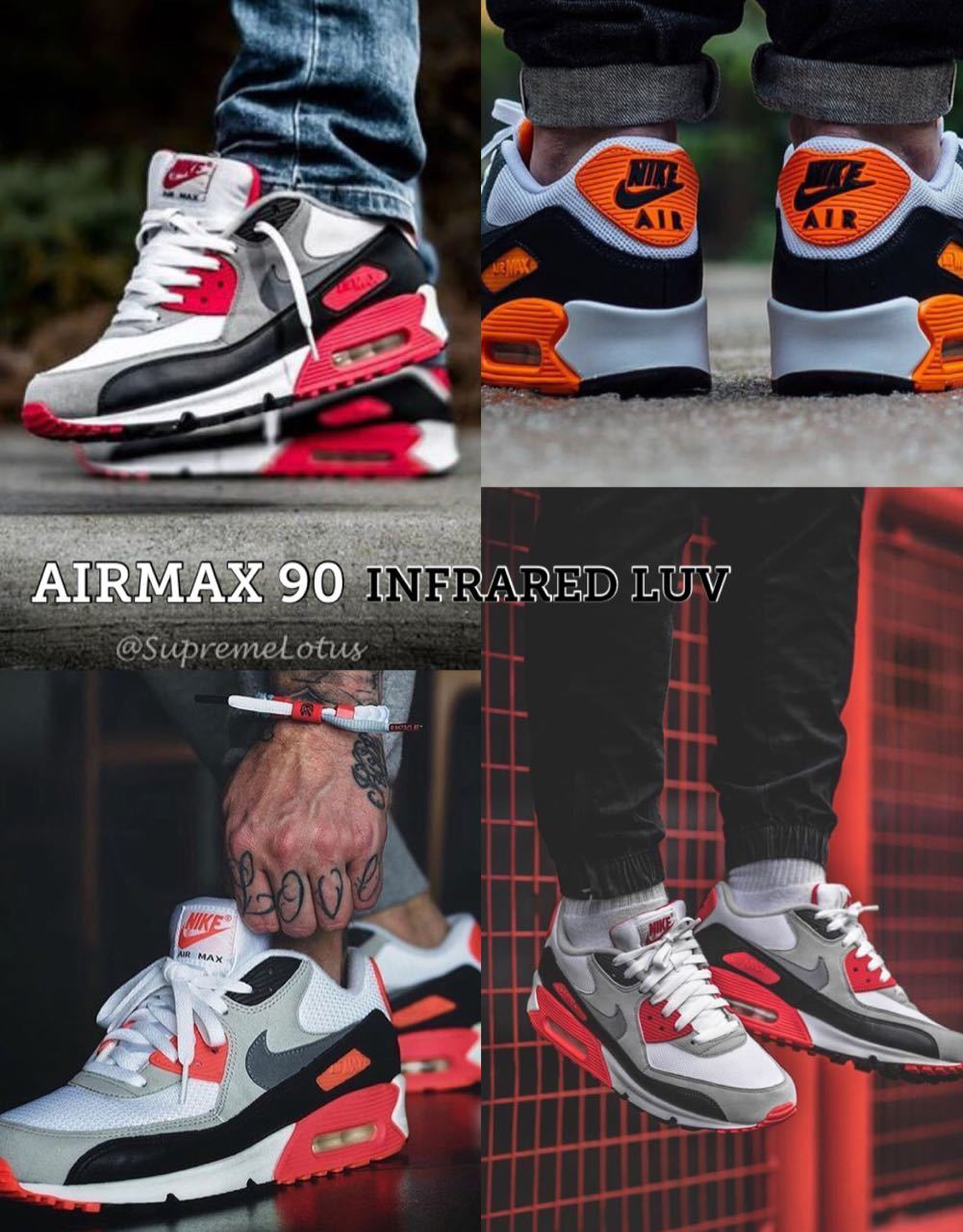 size 40 d8844 ea627 Men NIKE AIRMAX 90 INFRARED Shoes, Size  7 And 9, Rs 2499  pair Arihant  Store   ID  20171860512