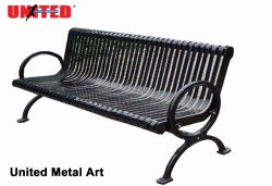 Garden Steel Counter Bench