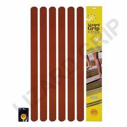 Lizard Grip Anti Slip Tape Strips - Brown 50mm