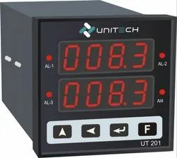 Dual Channel Digital Universal Process Indicator/ Controller