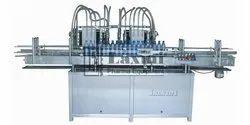 Cosmetic Liquid Filling Machine