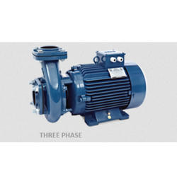 Three Phase Monoblock Pump Set