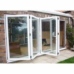 Upvc Folding Door, 5-20 Mm