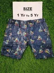 Kids Printed Short