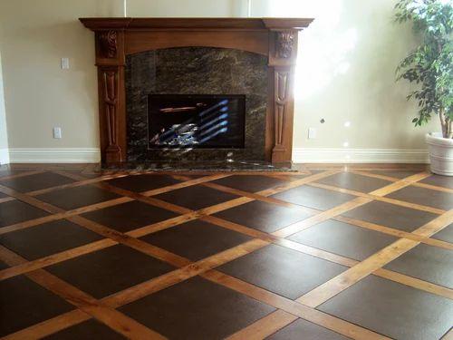 Leather Floor Tiles ल दर फ र ट इल