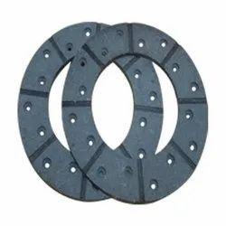 Mild steel Tractor Brake Disc, Packaging Type: Box