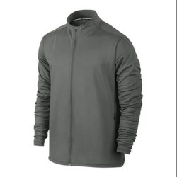 Dry Fit Mens Full Sleeves Grey Sports Jackets