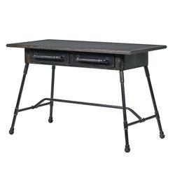 Stainless Steel Two Drawer SS Table