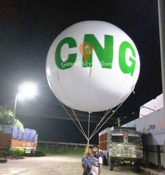 CNG Advertising Balloons