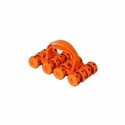 Multiplex Massager Pyramidal Roller