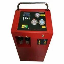 AC Gas Recovery Machine