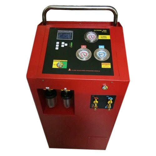 ac gas recovery machine automation grade automatic capacity 84 100 lpm rs 90000 piece id 20966656955 indiamart