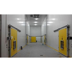 Cold Storage Installation Service