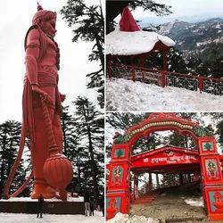 Jakhoo Temple Shimla Tour Services