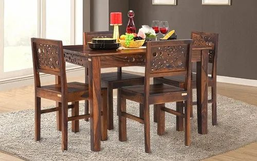 IndiaMART & Wooden Dining Table - Wooden Dining Table Set Manufacturer ...