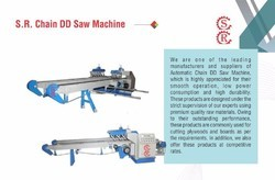 Plywood Chain D D Saw Machine