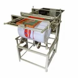 Color Coated Screen Printing Machine for printing molded products