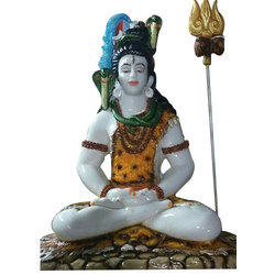 Sitting Lord Shiva Statue
