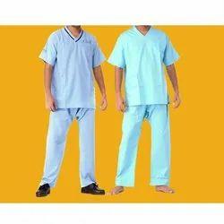 Medical Scrub Set, Size: L, Xl