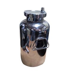 10 Litre SS Liquid Storage Container