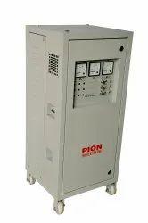 PION INDIA 415v Voltage Stabilizers, 360v - 470v, Warranty: 1 Year